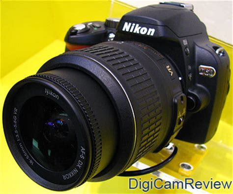 digicamreview.com | nikon d60 digital slr hands on at focus