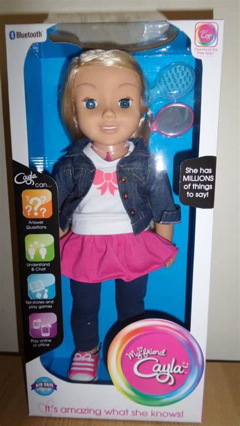 my friend cayla facts why my friend cayla is one of the top toys for