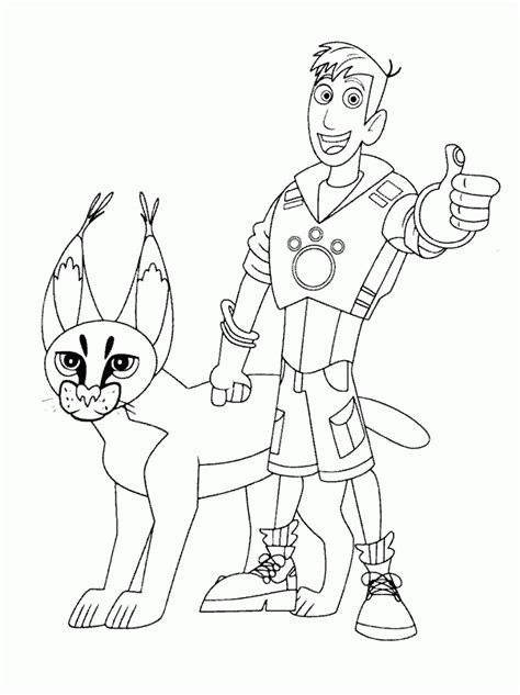 coloring pages kratts kratts coloring pages best coloring pages for