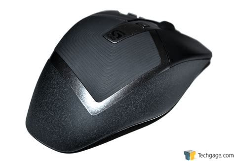 G602 Wireless Gaming Mouse logitech g602 wireless gaming mouse review techgage