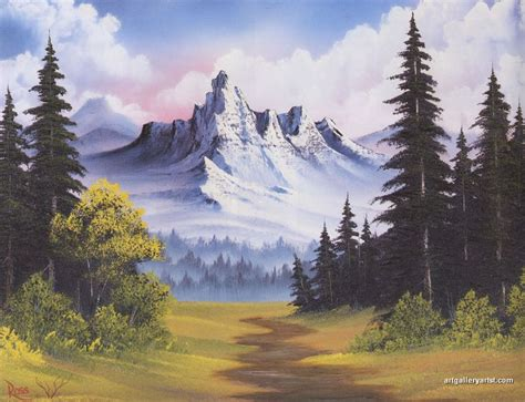 bob ross painting clip bob ross paintings related keywords bob ross paintings