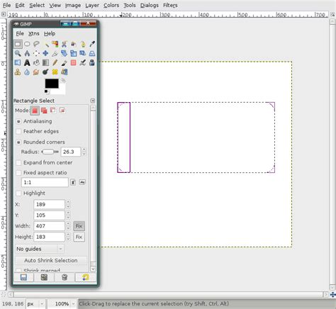 tutorial gimp basic gimp basics gimp 2 4 the new features tutorial