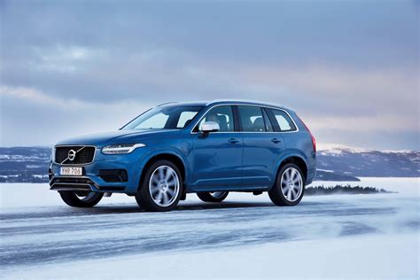 volvo xc90 2017 volvo xc90 t8 in hybrid test review