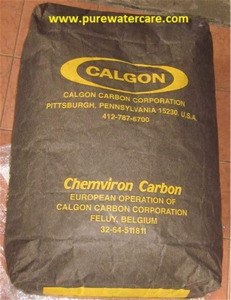 Karbon Aktif Calgon Usa by Kemasan Karbon Aktif Calgon Filtrasorb 100 Usa 25 Kg