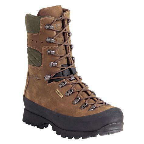 kenetrek boots kenetrek mountain 400 muley connection