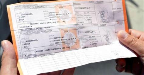 cuanto sale mi permiso de circulacion revisa cu 225 nto costar 225 el permiso de circulaci 243 n de tu auto