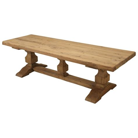 trestle antique dining table for sale at 1stdibs