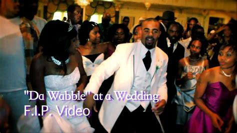 The Best Wedding Wobble Ever! DJ A Plus   YouTube