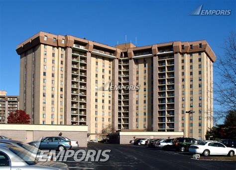 High Rise Apartments In King Of Prussia Pa Valley Forge Towers South King Of Prussia Building