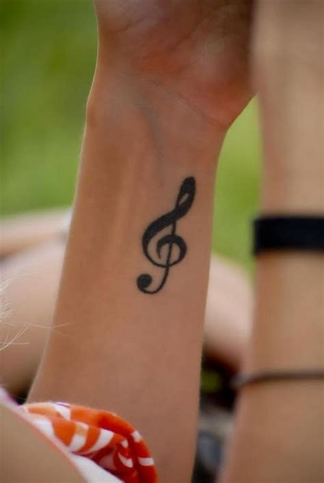 music notes on wrist tattoo 25 best ideas about foot on
