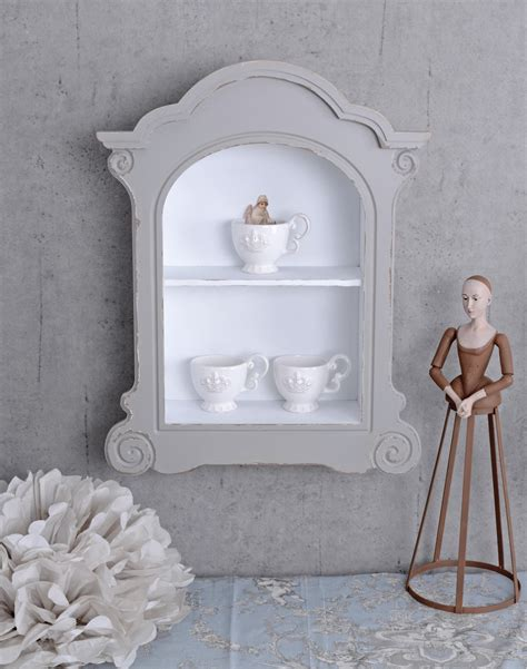 shabby chic wall shelf wall shelf shabby chic shelf wall cabinet vintage wardrobe