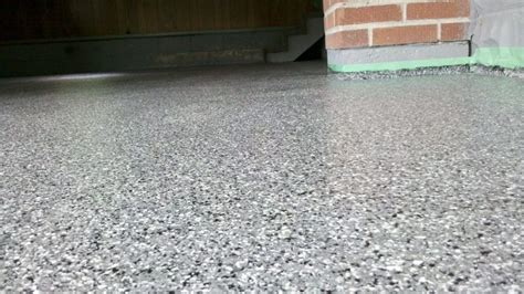 Epoxy Garage Floor Coating   Epoxy Flake System