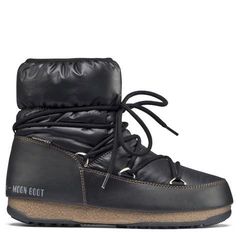 tecnica moon boots womens tecnica moon boot w e low waterproof winter