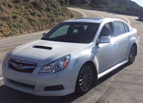 modified subaru legacy modified subaru legacy gt one take youtube