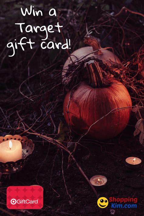 Win Target Gift Card - howl o ween hop win a target gift card