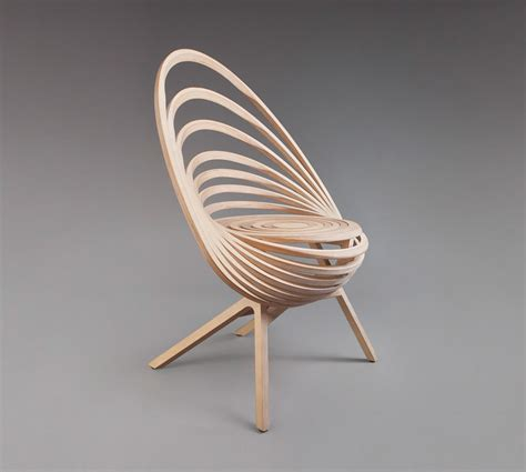 plywood armchair wonderful concept of octave looping plywood chairs by estille with round shape seat