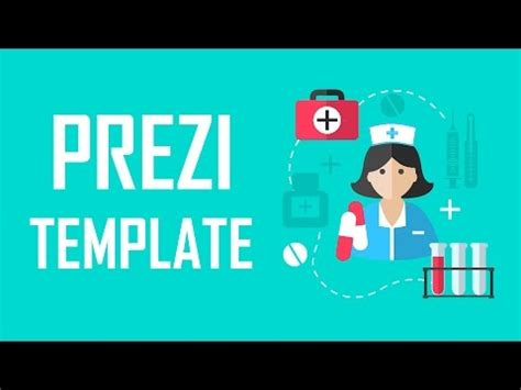 Healthcare And Medical Prezi Template Youtube How To Choose A Template On Prezi Next