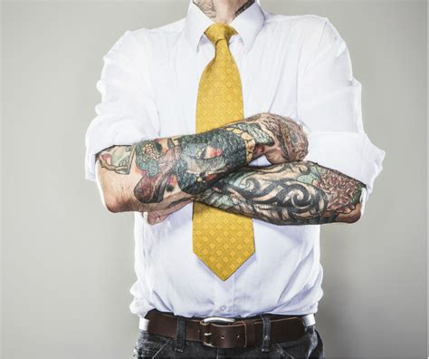 tattoos in workplace are tattoos in the workplace still a big hrm