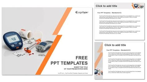 templates powerpoint diabetes basic tools for diabetics powerpoint templates
