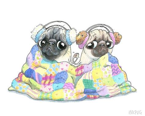 blk thndr pugs 284 best images about pugs on behance pug and retro vintage