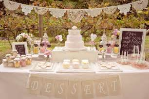 Cake And Buffet Table 1000 Images About Shabby Chic Dessert Tables On