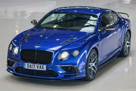 bentley supercar 2017 2017 bentley continental supersports review gtspirit