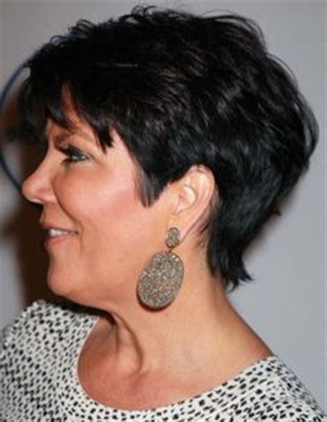 pic of back of chris jenners hair cut kris jenner haircut google search hairstyles