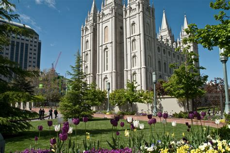 visit temple square salt lake city temple square visit