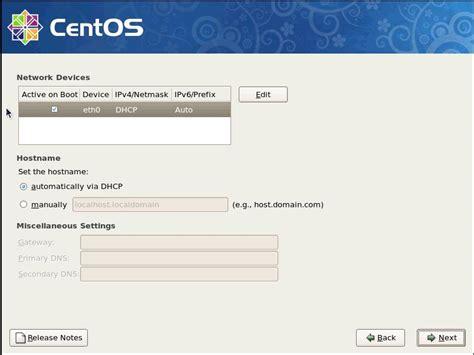 L Centos by Kvm Installare Centos 5 9 Vm Via Virt Manager Maurizio