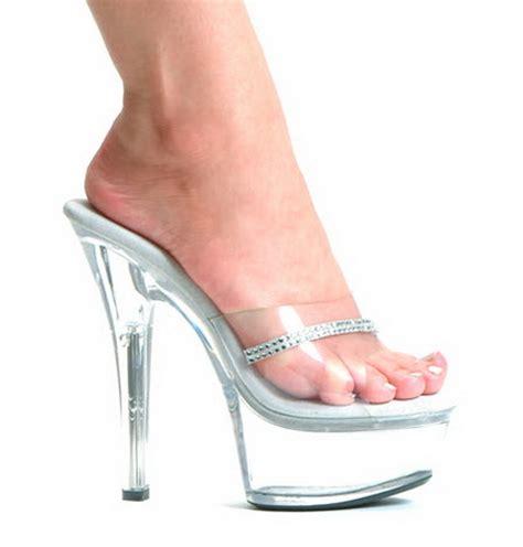 clear high heel pumps clear high heels