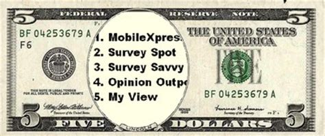 Survey Companies That Pay Cash - 5 best survey sites that actually pay cash paypal or check surveysatrap