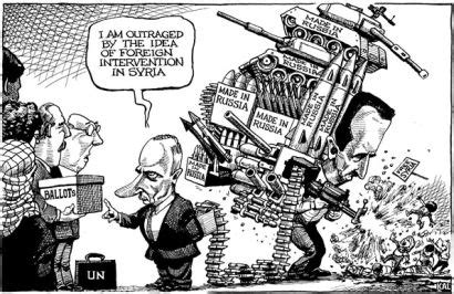 a proxy war over syria? hardly | in moscow's shadows