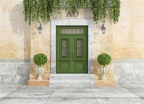 Green Exterior Door A Guide To Choosing A Front Door Color