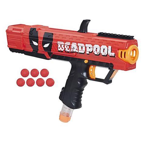 Nerf Apollo deadpool nerf rival apollo xv 700 blaster toys zavvi