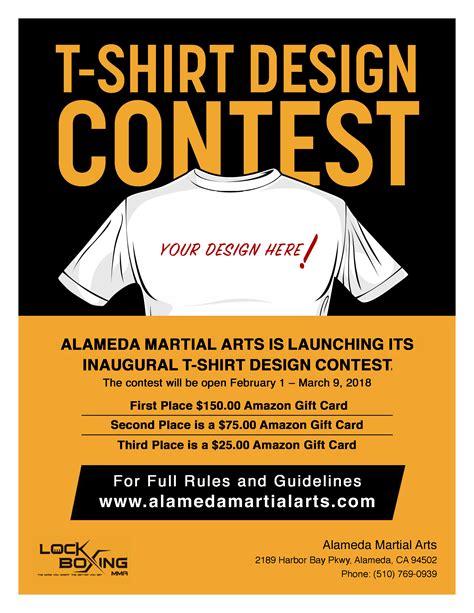 design contest entry form alameda martial arts on bay farm island tread light