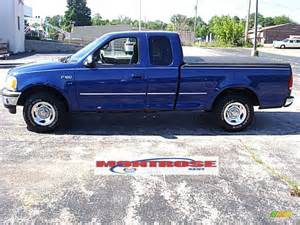 ford royal blue metallic paint code