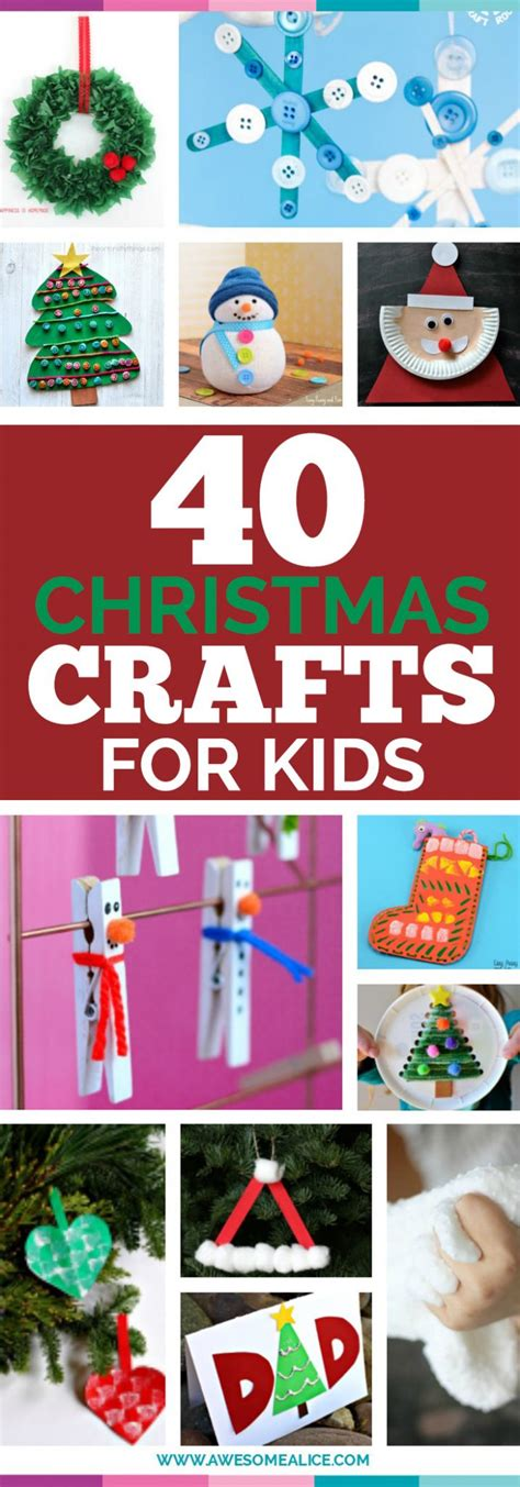easy and cheap christmas crafts top 40 easy and crafts for to make awesome