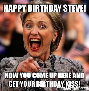 Steve Meme - happy birthday steve