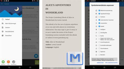 Ebook Format For Moon Reader | ebook reader android ios und windows apps bilder