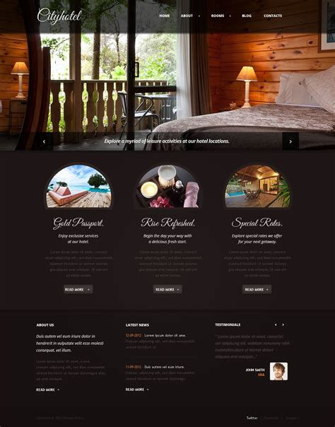 joomla template hotel free download hotels joomla template 39685