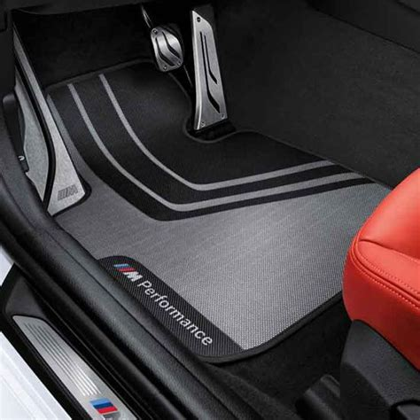 Floor Mats For Bmw by Shopbmwusa Bmw M Performance Floor Mats