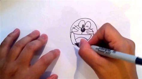 langkah membuat gambar 3d dengan pensil cara mudah menggambar kartun doraemon dengan pensil