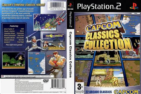 classic collection volume 2 0007336470 capcom classics collection vol 1 usa iso