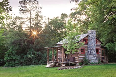 comfy 1800 s cabin