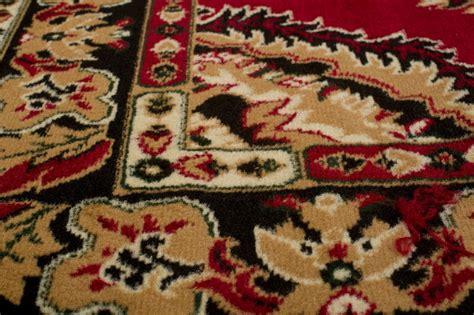 teppich läufer rot teppich l 228 ufer orient perser orientalisch in rot