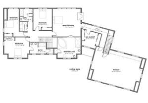 Large House Floor Plans by Large Luxury House Plans