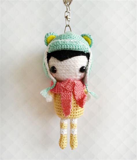 amigurumi pattern keychain crochet amigurumi keychain patterns slugom for