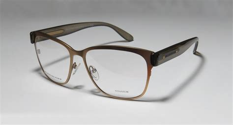 new balenciaga 0133 titanium modern mens womens eyeglass