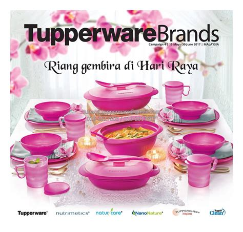 tupperware brands malaysia catalogue collection
