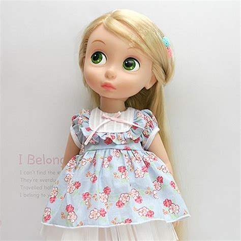 Baby Doll Closet by Disney Baby Doll Clothes Dress Clothing Blue Flower